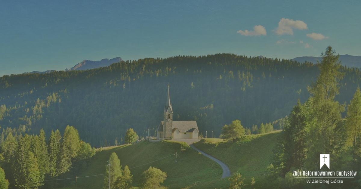 Zbór Reformowanych Baptystów w Zielonej Górze: Nie chcecie przyjść