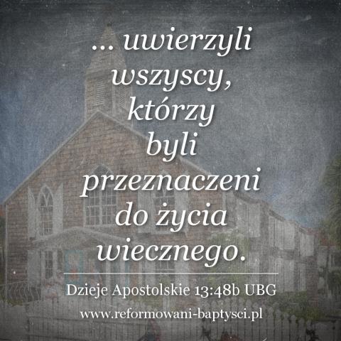 Reformowani Baptyści Zbór Reformowanych Baptystów w Zielonej Górze
